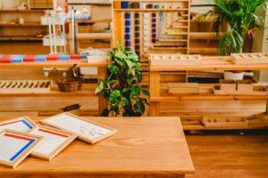 montessorifamily — ambiance mathématiques